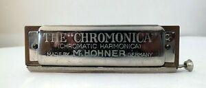 Vintage Harmonica M. Hohner - The Chromonica 260-C