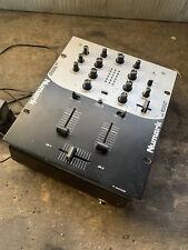 Numark DM 1050 Mischpult DJ Stereo Hifi