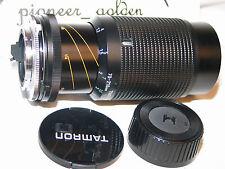 tamron 70-210mm f3.8-4 macro lens EXCELLENT