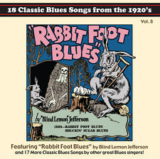 Tefteller's Blues Images Classic Paramount Blues Songs From the 1920's CD Vol. 8