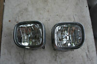 JDM Subaru Forester SF5 Sti fog lights foglights lense assembly ej20 kouki