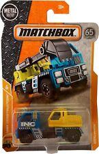 Matchbox - 2018 MBX Construction 3/20 MBXcavator 33/125 (BBFHH05)