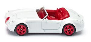 1320 SIKU WIESMANN MF 5 ROADSTER Miniature Diecast Model Toy Scale 1:55 3 years+