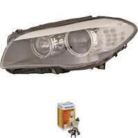 Bi Xenon Scheinwerfer rechts für BMW 5er F10 F11 10->> Hella Kurvenlicht 1371322