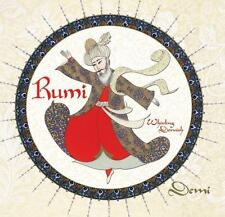 Rumi : Persian Poet, Whirling Dervish by Demi (2009, Hardcover)