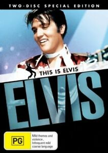 This Is Elvis DVD 2 disc Special New Sealed Australia