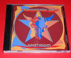 Sunset Heights -- Born in Houston Live -- CD / Rock
