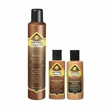 One 'n Only Argan Oil Hair Spray with Moisture Repair Shampoo & Conditioner