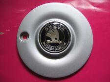 "SKODA alloy wheel centre cap      #2627  FITS 14"" AND 15"""