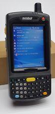 Symbol Motorola MC70 MC7004-PUCDJQHA80WR Handheld Mobile Barcode Scanner-PDA