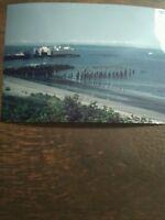5 X 7 COLOR PRINT EDMOND'S FERRY DOCK  WASHINGTON STATE FERRIES PHOTO'S