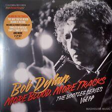 BOB DYLAN LP x 2 More Blood More Tracks - BOOTLEG SERIES Vol. 14 2018 Vinyl NEW