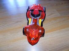 Bandai 2005 Disney Power Rangers Red Ranger Race Car Racecar for Action Figure