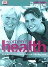 Women's Health Handbook by Miriam Stoppard