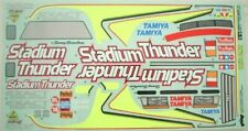 New Tamiya Stadium Thunder Truck 58181 Decal / Masking Sticker Part # 1425494