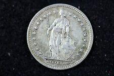 New listing 1928 - B Switzerland Ar Franc! #H14593