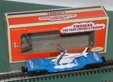 Lionel 6-16173 Thomas & Friends Harold the Helicopter on Flat Car