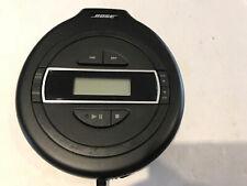 BOSE PM-1 COMPACT DISC PLAYER PORTABLE CD PLAYER BLACK Discman Audiophile