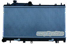 Subaru Forester S3 2.5L Petrol Radiator 3/2008-2012 Auto Manual bent auto pipes