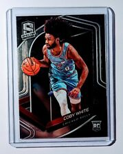 2019-20 PANINI SPECTRA COBY WHITE ROOKIE BASE RC SP BULLS MINT