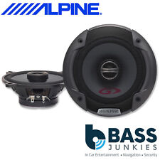 "ALPINE SPG-13C2 5.25"" 13 cm 400 Watts a Pair 2 Way Coaxial Car Van Door Speakers"
