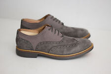 Cole Haan Great Jones Wingtip Oxford - Dark Gull Grey - 7M - C12153  (W71)