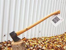 Gränsfors Bruk Amerikanische Fällaxt handgeschmiedet 434 2300g 80cm aus Schweden