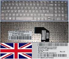 Clavier Qwerty UK HP G6-2000 R36, AER36E01210 2B-04820Q121 697452-031 Noir