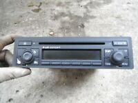 GENUINE 1999-2006 AUDI TT MK1 RADIO AUDI CONCERT HEAD UNIT 4B0 035 186 G CD GPS