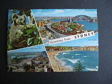 Bondi Luna Park Circular Quay El Alamein Fountain Sydney NSW Australia