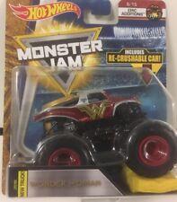 HOT WHEELS Monster JAM Truck. Wonder Woman 1:64 Scale. Australian Tour 2018