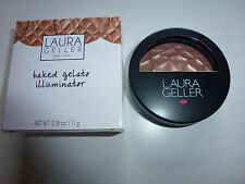 Laura geller Baked GELATO Illuminator Rose Glow Highlighter 11 G