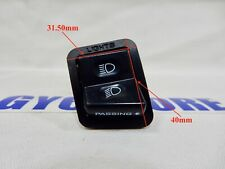 HEADLIGHT LAMP SWITCH (4 PIN) FOR 50cc QMB139 OR 150cc GY6 SCOOTER *TYPE 2*