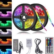 5m-30m LED Stripe 5050 SMD RGB Leiste Streifen Band Licht Leuchte Lichterkette