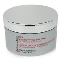 Elizabeth Arden PRO SKIN PERFECTING Peel Pads w/Lactic + Salicylic 50 Pads NWOB