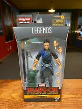 "Marvel Legends 6"" BAF Mr. Hyde Shang-Chi of the Ten Rings Figure NIP - WENWU"