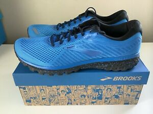NEW Brooks Ghost 12 Splash Collection LE Men's Running Shoes - Blue - Sz 12