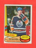 1980-81 O-Pee-Chee OPC  # 87 Wayne Gretzky AS  Nrmnt-mt