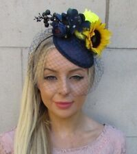 fa34a7c8c5fa5 Flowers Sinamay Elastic Fascinators & Headpieces for Women for sale ...