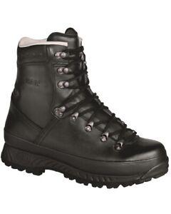 HAIX BW Bergstiefel leicht Army Outdoor Security Boots schwarz 265 41.5