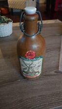 Vintage German Jug With Ceramic cap