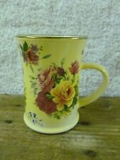 Robert Gordon Studio Australia Gold Trimmed Romantic Roses Tea Cup/Coffee Mug
