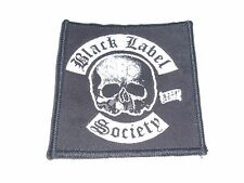 BLACK LABEL SOCIETY WOVEN PATCH