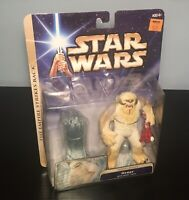 Star Wars WAMPA with Hoth Cave - The Empire Strikes Back - Hasbro 2003