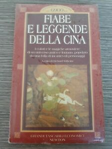 Fiabe E Leggende Della Cina,Wilhelm, Richard  ,Newton Compton Editori,1997