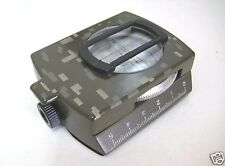 Quality Metal Prismatic Compass - Military Model - sale