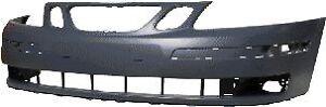 SAAB 9-3 2004 - 2007 Front Bumper Cover 12797996