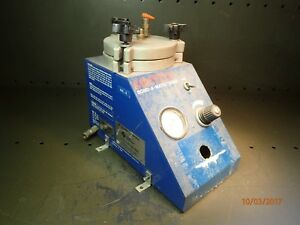 Loctite Bond-A-Matic 2000 Adhesive Dispenser Reservoir 0-100 PSI, Used Good Cond