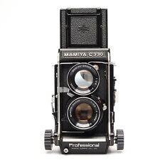 Mamiya C330 80mm f2.8 Twin Lens Reflex Camera SN D30472