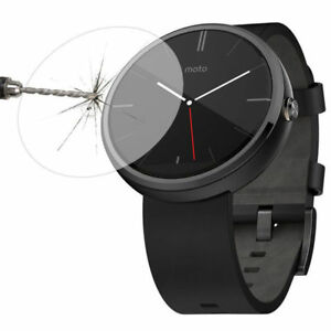 9H+ Tempered Glass Screen Protector For Motorola Moto 360 2st 46mm  /bx